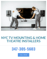 AskTwena online directory NYC TV Mounting & Home Theatre Installers in New York