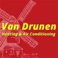 Van Drunen Heating &  Air Conditioning Company Logo by Van Drunen Heating & Conditioning in South Holland IL