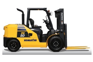 What Can You Find In The New Komatsu FH-2 Forklift Series?