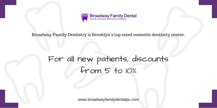Broadway Family Dental Discount
